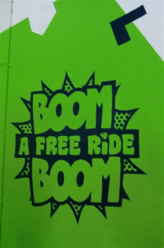 Review: Boom Boom A Free Ride #11