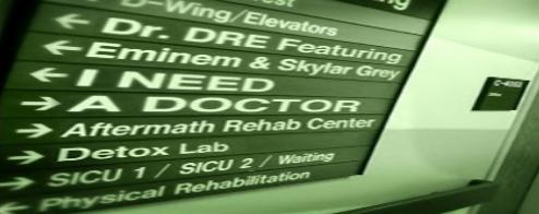 DR. DRE x EMINEM x SKYLAR GREY x I NEED A DOCTOR