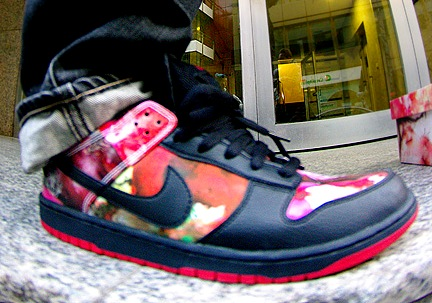 Nike Dunk SB Pushead