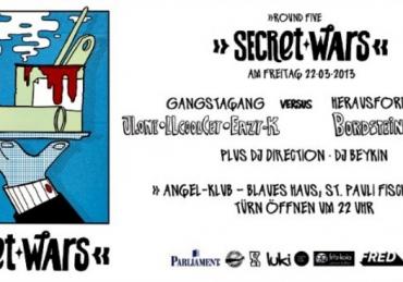 Recap: Secret Wars Hamburg | Round 6