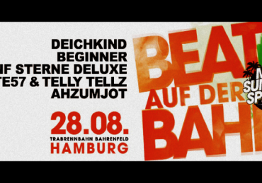 [Mixtape] Beats Auf Der Bahn 2013 (+ Download)