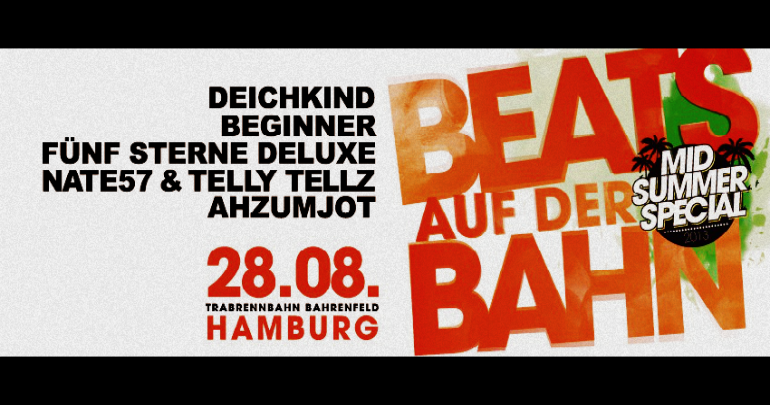 Beats Auf Der Bahn Teaser