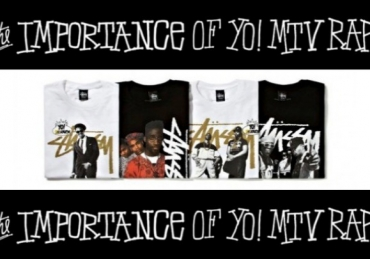 Stussy × Yo! MTV Raps Capsule Collection