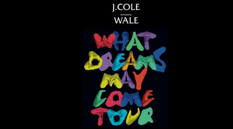 J.Cole - What Dreams May Come Tour