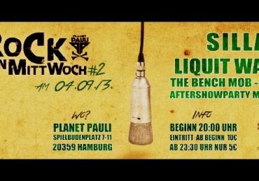 [Preview] RockDenMittwoch #2 x Liquit Walker x Silla
