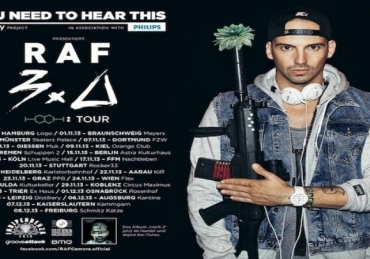 YNTHT presents: RAF 3.0 Hoch 2 Tour