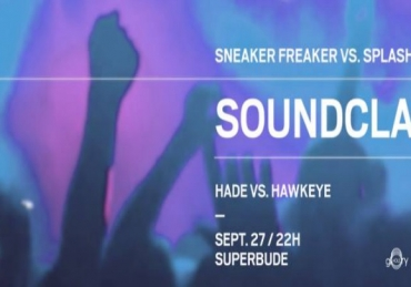 Recap: splash! Mag x Sneaker Freaker Soundclash!