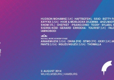 spektrum 2014 Line-Up [Update]