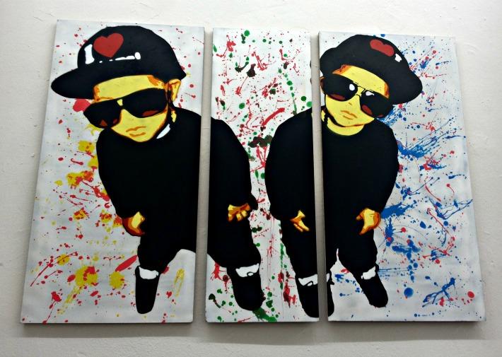 03 Marshal Arts -  Triptychon