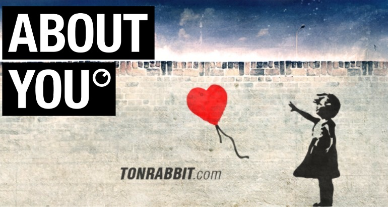 TonRabbit | x | ABOUT YOU