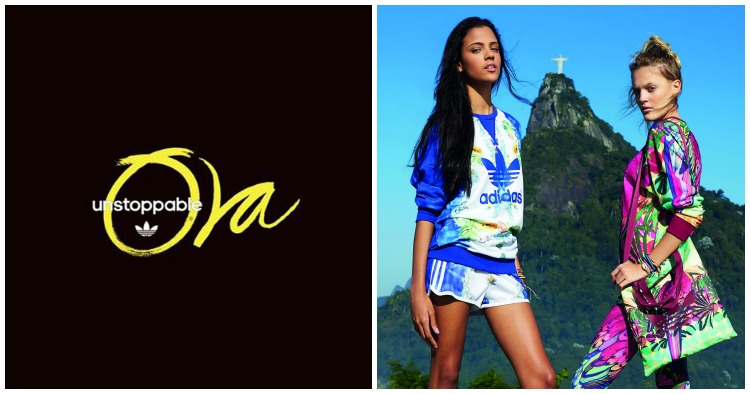 adidas Originals The FARM Company | x | adidas Originals by Rita Ora