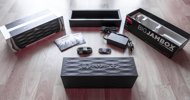 [Test] Jawbone BIG JAMBOX