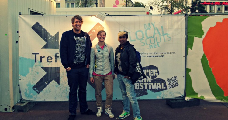 MyLocalScouts |x| Reeperbahn Festival 2014