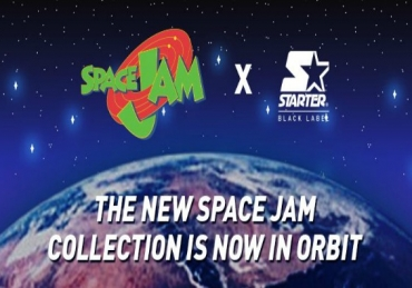 Space Jam x Starter Black Label [Lookbook]