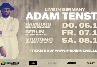 Adam Tensta | Deutschland Tour 2014
