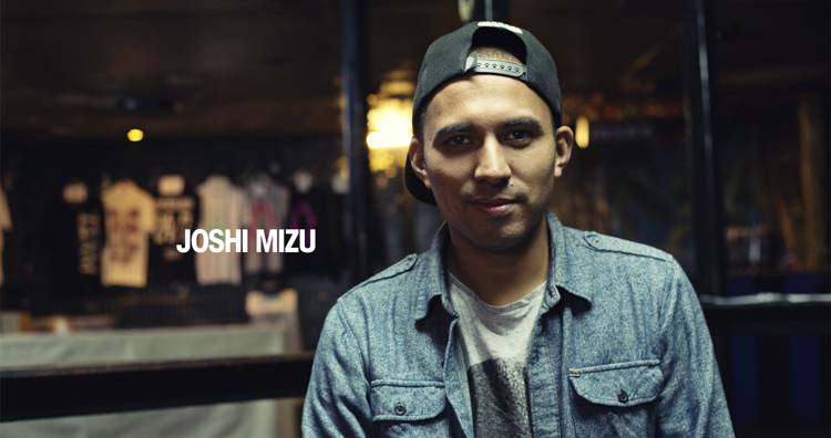 Interview | Joshi Mizu | Logo Hamburg