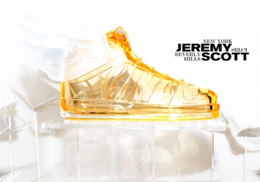 "adidas Originals x Jeremy Scott Fragrance ""Wings 2.0"""
