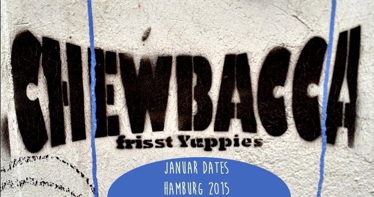 Hamburg Events Januar 2015