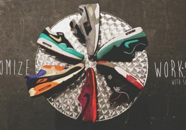 SOLESclusive 1. Sneaker Customizing & Repair Workshop