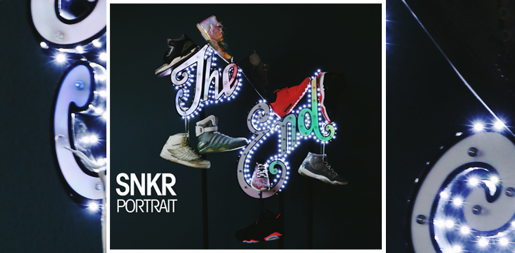 SNKR Portrait #1 | Rob