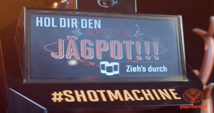 [Sponsored Post] Jägpot – Jägermeister #Shotmachine