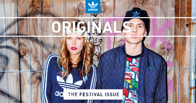 adidas Originals Series | The Festival Issue