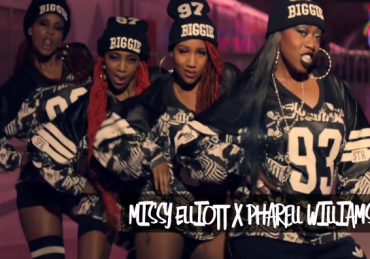 Missy Elliott ft. Pharell Williams – WTF (Where They From)