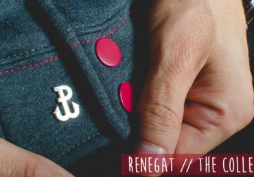 """Renegat"" LP & Kollektion (TonKlamotten x Kong)"