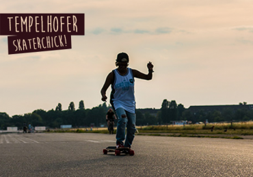 Shorties #9 | Tempelhofer-Skaterchick