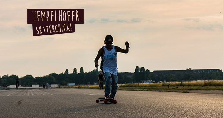 Shorties #9 | Tempelhofer-Skaterchick