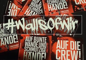 Jägermeister – #WallsOfWir