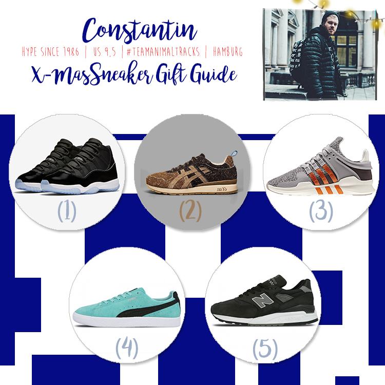 Constantin - Sneakerhead X-Mas Gift Guide