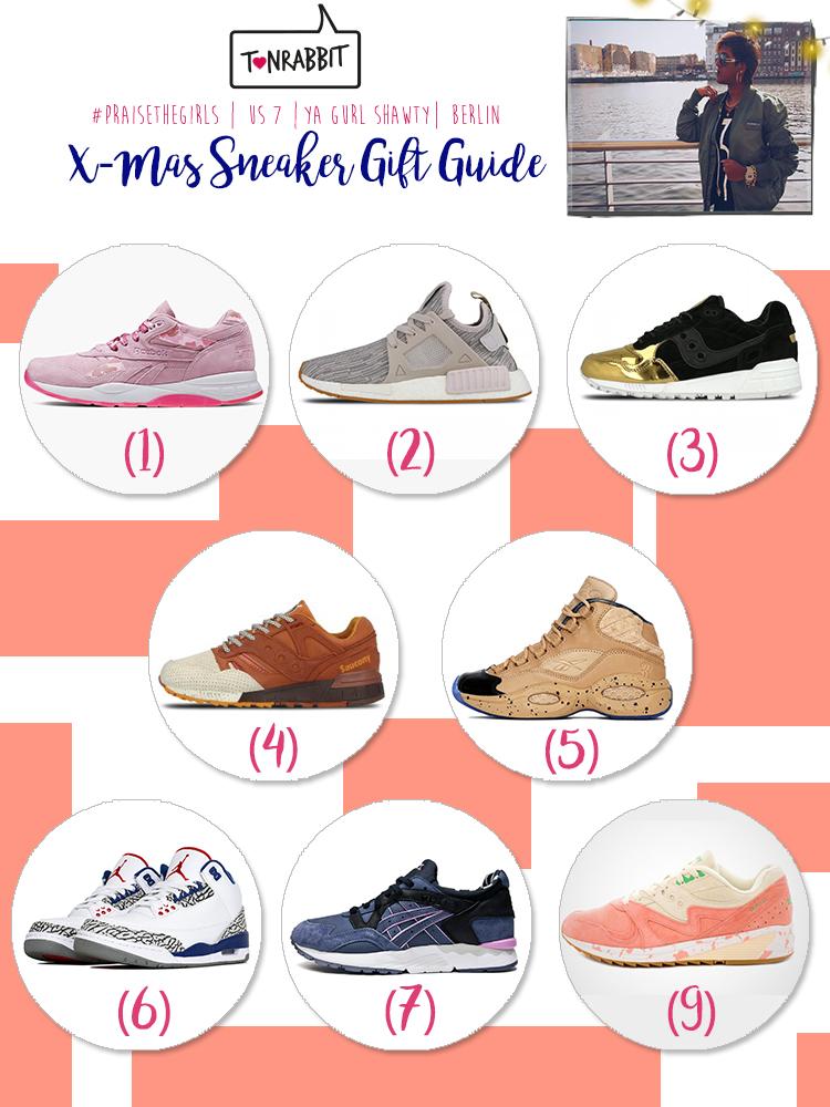 Shawty - Sneakerhead X-Mas Gift Guide