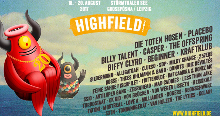 [WIN] PENNY Goes Party x Highfield Festival