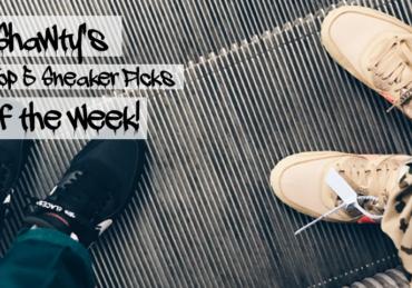 Shawty's Top 5 Sneaker Picks Of The Week | KW 20